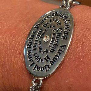 Cookie Lee Inspirational Bracelet